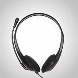 HM-1 Mikrofonos fejhallgató