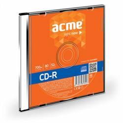 CD-R 700MB 52x Vékony tok
