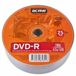 DVD-R 4,7GB 16x 25db/zsugorfólia
