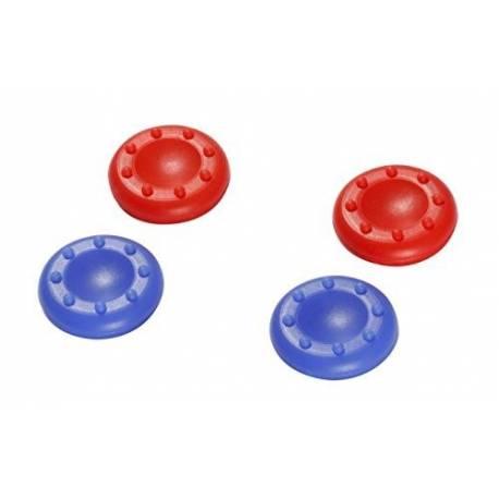 Snakebyte PS4 Controller Cap,kék-piros