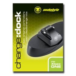 Snakebyte XboxOne töltő állvány,fekete