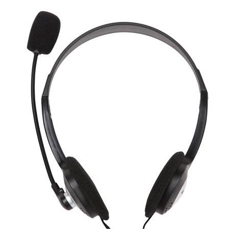 Sbox HS-201 Mikrofonos fejhallgató 4eccaeaa07