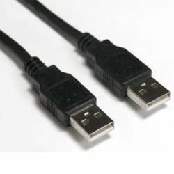 Sbox USB A - A M/M kábel -5M