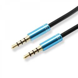 SBOX 3535-1,5BL Audio színes összekötő kábel,1.5m,kék