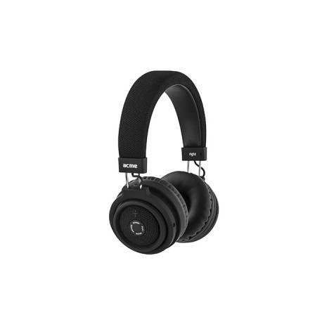 ACME BH60 Összecsukható Bluetooth fejhallgató mikrofonnal