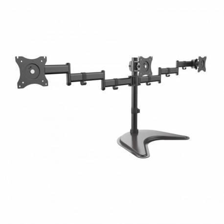 """Sbox LCD-F036 13""""-27"""" Asztali monitor tartó konzol,dönthető,forgatható"""