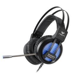 AULA Razorback 7.1 USB gaming mikrofonos fejhallgató