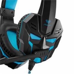 AULA Prime basic gaming mikrofonos fejhallgató