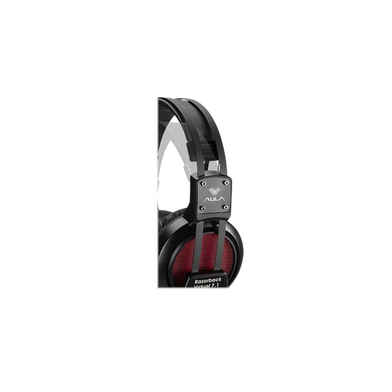 ... AULA Razorback 7.1 rezgő gaming mikrofonos fejhallgató ... 50993dd69d
