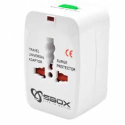 Sbox TA-04 Univerzális utazó adapter