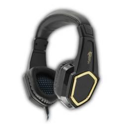 White Shark GHS-1642 CHEETAH gaming fejhallgató,fekete