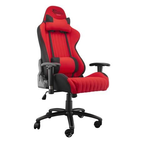 White Shark RED DEVIL Gamer szék, fekete/piros