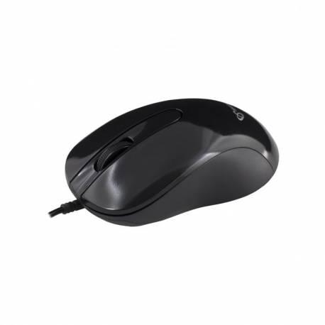 Sbox M-901B USB egér, fekete