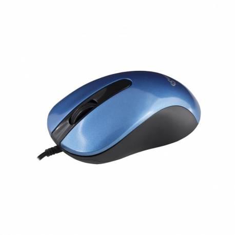 Sbox M-901BL USB egér, kék