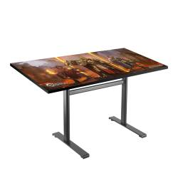White Shark DRAKKORITH gamer asztal