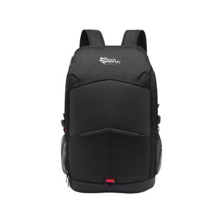 "White Shark SHIELD GBP-003 Notebook hátizsák, fekete, 15,6"""