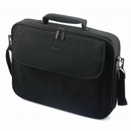 """SBOX WALL STREET NSS-88120 Notebook hátizsák, fekete, 17,3"""""""