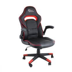 White Shark SHEBA Gamer szék, fekete/piros