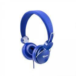 Sbox HS-736BL fejhallgató, kék