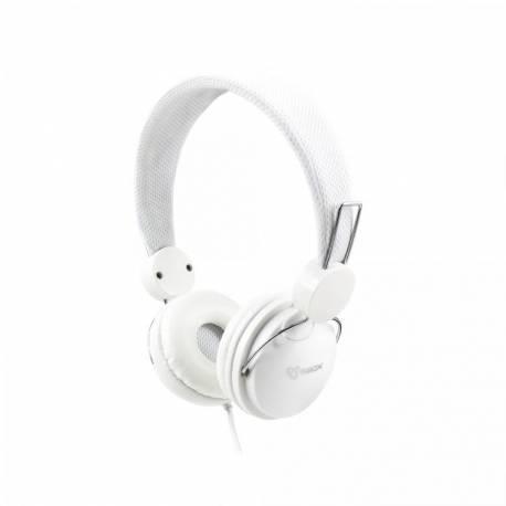 Sbox HS-736W fejhallgató, fehér