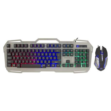 White Shark APACH-2 GMK-1901HU gamer csomag egér + billentyűzet (magyar)