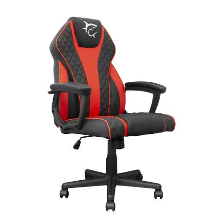 White Sahrk PIRATE GC-481-B/R Gamer szék, fekete/piros