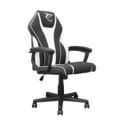 White Sahrk PIRATE GC-481-B/W Gamer szék, fekete/fehér