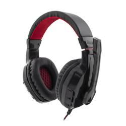 White Shark GHS-1641 PANTHER gaming fejhallgató,fekete