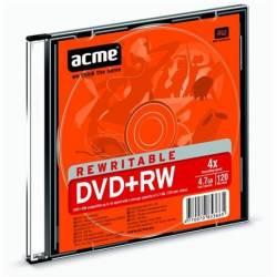 DVD+RW 4,7GB 4x Vékony tok