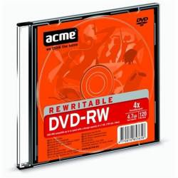 DVD-RW 4,7GB 4x Vékony tok